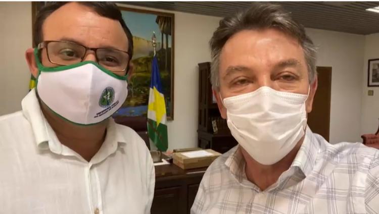 Prefeito André Castro reivindica parceria junto ao Governo de Roraima