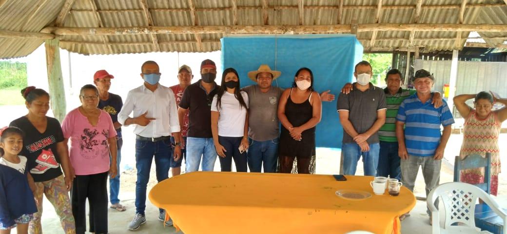 Encontro com os produtores do Canaunim